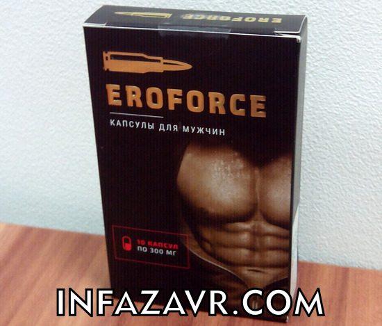Как действует EroForce на мужчин?