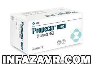 Таблетки Финастерид (Пропеция)
